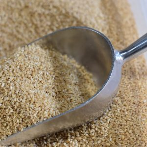 Burghul - Cracked Wheat