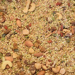 Organic, Activated, Vegan- Grain Free Museli