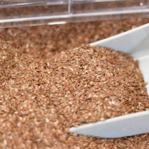 Organic Linseed or Flaxseed