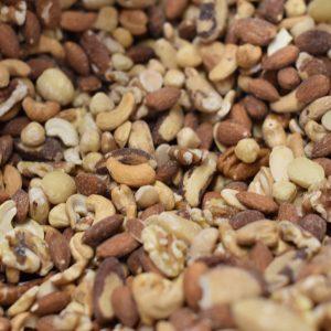 Organic Nut mix- Dry roasted