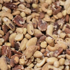Organic Nut mix- Dry roasted&Salted