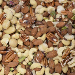 Organic Nut mix- RAW