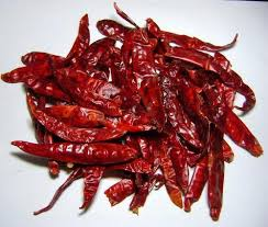 Dried Whole Chillies