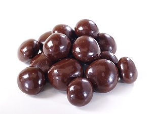 dark choc cherries