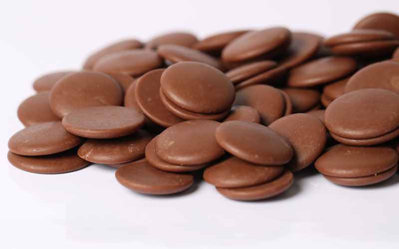 Milk Chocolate Buttons Kg